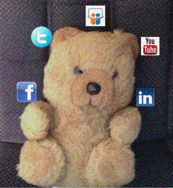 Juggling social media options is a bear!